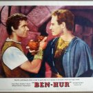 GP06 Ben-Hur CHARLTON HESTON/STEPHEN BOYD Lobby Card