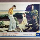 FR34 Merely Mary Ann JANET GAYNOR/C FARRELL Lobby Card