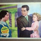 FU35 Poor Little Rich Girl SHIRLEY TEMPLE 1936 Lobby Card
