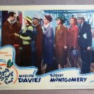 FS16 Ever Since Eve MARION DAVIES/MONTGOMERY Lobby Card