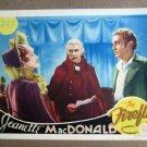 FU18 Firefly JEANETTE MacDONALD/ALLAN JONES Lobby Card