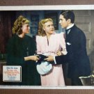FU38 Rose Of Wash Sq ALICE FAYE/TYRONE POWER Lobby Card