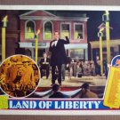 FV22 Land Of Liberty HENRY FONDA 1939 Lobby Card