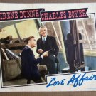 FV23 Love Affair CHARLES BOYER Original 1939 Lobby Card