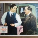 FV35 Rose Of Wash Sq AL JOLSON/TYRONE POWER Lobby Card