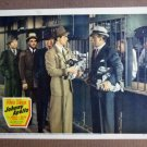 FU24 Johnny Apollo TYRONE POWER/LLOYD NOLAN Lobby Card