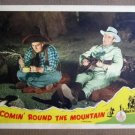FV04 Comin' Round The Mountain GENE SUTRY Lobby Card