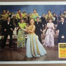 GA45 Moon Over Miami BETTY GRABLE 1941 Lobby Card