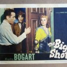 FS08 Big Shot HUMPHREY BOGART/MANNING Lobby Card