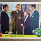 FS31 Mr & Mrs North GRACIE ALLEN Orig 1942 Lobby Card