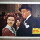 FV34 Rings On Her Finger GENE TIERNEY 1942 Lobby Card