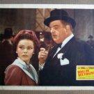 FV34 Rings On Her Finger GENE TIERNEY 1942 Lobby Card