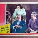 FS20 Hers To Hold DEANNA DURBIN 1943 Lobby Card