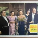 GB35 Heaven Can Wait GENE TIERNEY/M MAIN Lobby Card