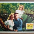 FW18 Dolly Sisters BETTY GRABLE/ JOHN PAYNE Lobby Card