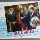 FZ07 Blue Skies FRED ASTAIRE/JOAN CAULFIELD Lobby Card