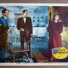 FY11 Daisy Kenyon JOAN CRAWFORD/H FONDA Lobby Card