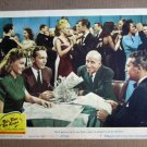 FT42 THIS TIME FOR KEEPS  JIMMY DURANTE/ESTHER WILLIAMS Lobby card