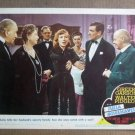 FS25 Julia Misbehaves GREER GARSON/W PIDGEON Lobby Card