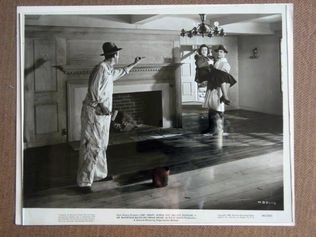 GC22 Mr Blandings CARY GRANT/MYRNA LOY Studio Still