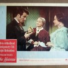 FZ12 Heiress MONTGOMERY CLIFT/DeHAVILLAND Lobby Card