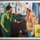 GI09 Down Dakota Way ROY ROGERS 1949 Lobby Card