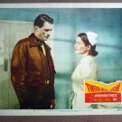 FW48 Twelve O'Clock High GREGORY PECK Lobby Card