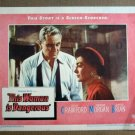 FW44 This Woman Is Dangerous JOAN CRAWFORD Lobby Card