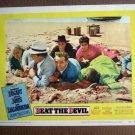 FT05  BEAT THE DEVIL HUMPHREY BOGART/JENNIFER JONES Lobby card