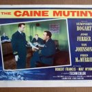 FS11 Caine Mutiny HUMPHREY BOGART/J FERRER Lobby Card