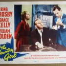 GA30 Country Girl GRACE KELLY/CROSBY/HOLDEN Lobby Card