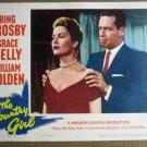 GA31 Country Girl GRACE KELLY/WILLIAM HOLDEN Lobby Card