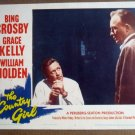 GC28 Country Girl BING CROSBY/WM HOLDEN Lobby Card