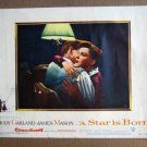 FT41 STAR IS BORN JUDY GARLAND/JAMES MASON Portrait Lobby card