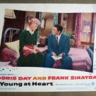 FY41 Young At Heart FRANK SINATRA/DORIS DAY Lobby Card