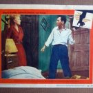 FR32 Man With Golden Arm FRANK SINATRA/NOVAK Lobby Card