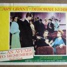 FZ02 Affair To Remember CARY GRANT/D KERR Lobby Card
