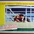 GA26 Affair To Remember CARY GRANT/KERR Lobby Card