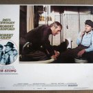 FY34 Sting PAUL NEWMAN/ROBERT REDFORD Lobby Card