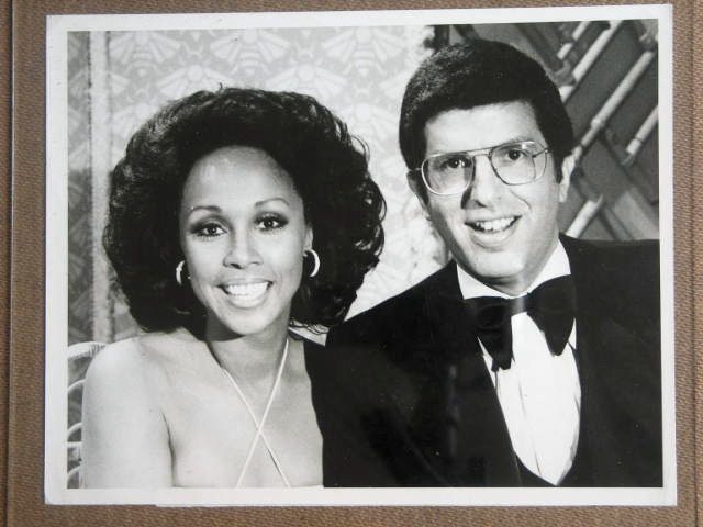 GE27 Diahann Carroll SHOW with MARVIN HAMLISCH TV Still