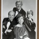 GA10 Carol Burnett Show DICK VAN DYKE TV Press Still