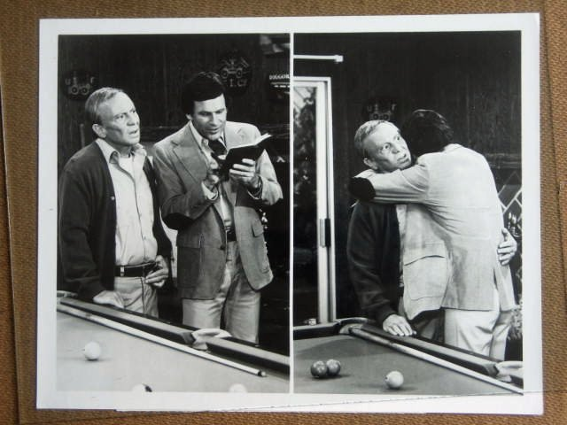 GE04 Ropers NORMAN FELL/SQUIRE FRIDELL TV Still