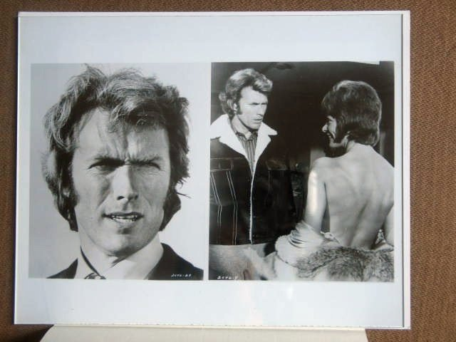 GC02 Play Misty For Me CLINT EASTWOOD TV Press Still