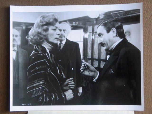GC09 Murder On Orient Express LAUREN BACALL TV Still