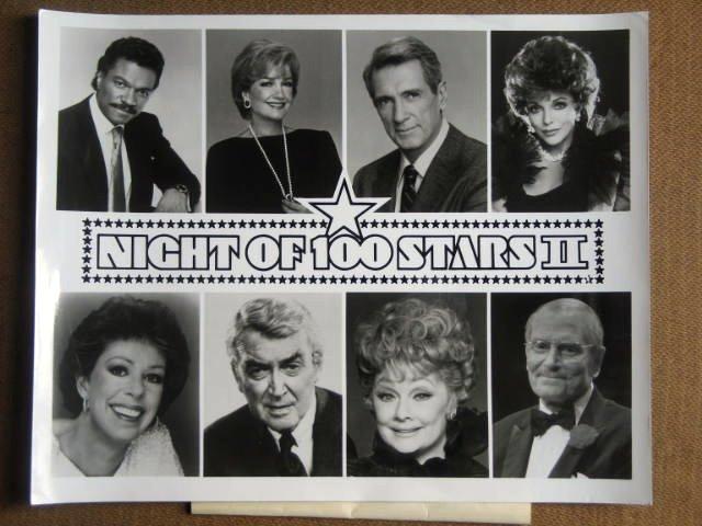 GB11 Night of 100 Stars LUCILLE BALL TV Publicity Still