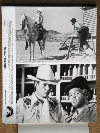 GB15 Rustlers' Rhapsody TOM BERENGER Studio Still