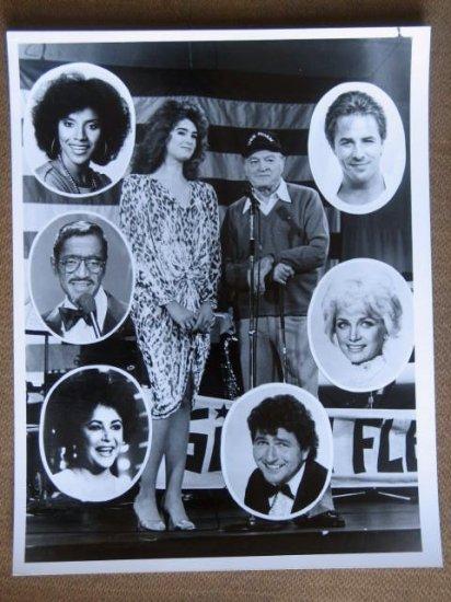 GG50 BOB HOPE BIRTHDAY Elizabeth Taylor TV Press Still