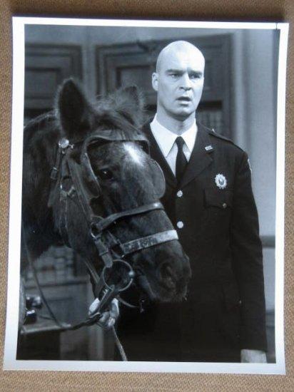 GH25 Night Court RICHARD MOLL 1986 TV Press Still