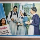 FQ01 Amazing Mrs Holiday DEANNA DURBIN 1943 Lobby Card