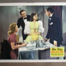 FQ13 Day-Time Wife TYRON POWER/LINDA DARNELL Lobby Card